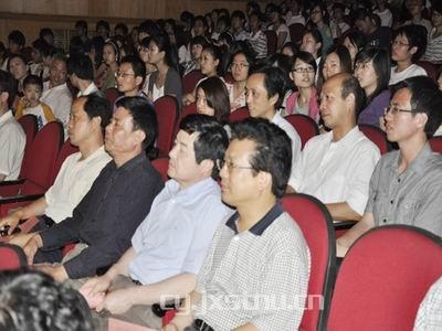 江西科技师范学院举行心理健康知识大比拼暨心理情景剧比赛